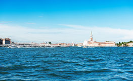Grand canal view. Venice Stock Photos