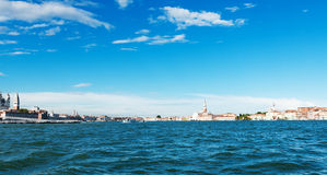 Grand canal view. Venice, Stock Image