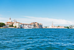 Grand canal view. Venice Stock Image