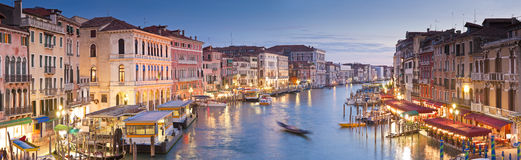 Free Grand Canal, Villas And Gondolas, Venice Royalty Free Stock Photography - 43049097