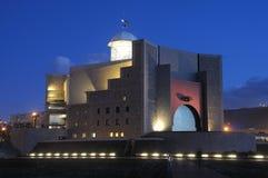 Grand Canary Auditorium Royalty Free Stock Image