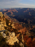 grand canyon fotografia stock