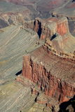 Grand Canyon. Scenic view of the Grand Canyon - USA Stock Image
