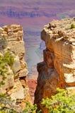 Grand Canyon. View of colorado river through cliffs Royalty Free Stock Image