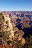 Grand canyon #14 Stock Images