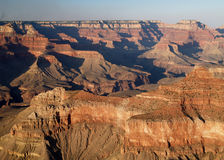 Grand Canyon. National Park in the USA Stock Images
