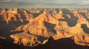 Grand Canyon. Lizenzfreie Stockfotos