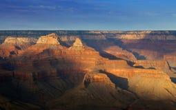 Grand Canyon. South Rim at Arizona stock image