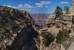 Grand Canyon 2 Royalty Free Stock Photo