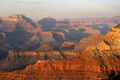 Grand Canyon 2 Royalty Free Stock Images