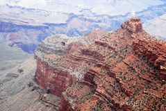 Grand Canyon. In Arizona, United States royalty free stock images