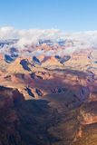 Grand Canyon. National Park in winter, South Rim Royalty Free Stock Image
