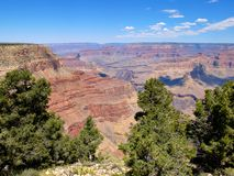 Grand Canyon royalty free stock image