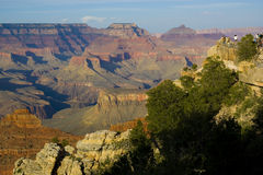 Grand Canyon. In Arizone / USA Royalty Free Stock Images