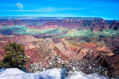 Grand Canyon Arkivbilder