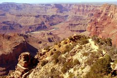 Grand Canyon Imagem de Stock Royalty Free