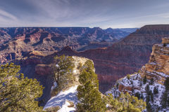 Grand Canyon 3 Royalty Free Stock Photo
