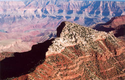 Grand Canyon_3. South Rim Royalty Free Stock Photo