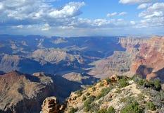 Grand Canyon. Vista from the South Rim, Arizona stock photo