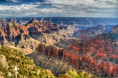 grand canyon zdjęcia royalty free