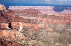 Grand Canyon_4. South Rim Stock Images