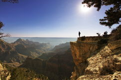 In Grand Canyon Stock Photos