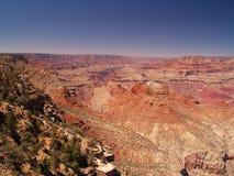 Grand Canyon. Panorama of Grand Canyon, Arizona, USA stock images