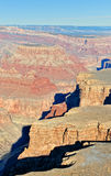 Grand Canyon aerial Royalty Free Stock Photos