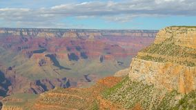 Grand Canyon National Park in Arizona, USA stock video footage