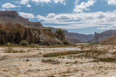 Grand canyon of afghanistan Royalty Free Stock Image
