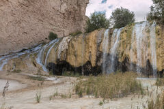 Grand canyon of afghanistan. Afghanistan - lake band-e-amir Royalty Free Stock Photos