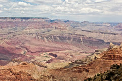 Grand Canyon America Immagine Stock