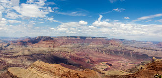 Grand Canyon America Fotografia Stock