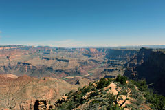 Grand Canyon, America. Royalty Free Stock Images