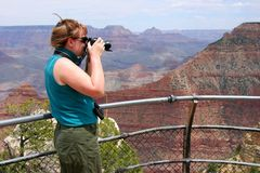 Grand Canyon Arizona. Royalty Free Stock Photography