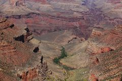 Grand Canyon, Arizona Royalty Free Stock Photos