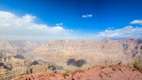 Grand Canyon Arizona Arkivfoto