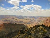 Grand Canyon Arizona Fotografia Stock