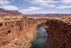 Grand Canyon Arizona Fotografia Stock Libera da Diritti