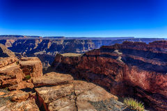 Grand Canyon Arizona Royaltyfri Bild