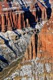 Grand Canyon in Arizona Stock Photos