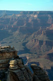 Grand Canyon, Arizona from the South Rim Stock Photography
