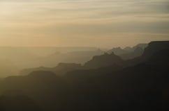 Grand Canyon, Arizona from the South Rim Stock Photo