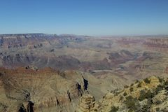 Grand Canyon Arizona Royalty Free Stock Images
