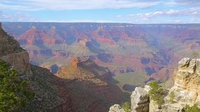 Grand Canyon National Park in Arizona, USA stock video