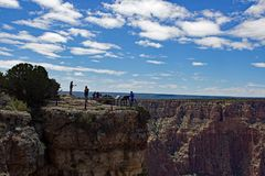 Grand Canyon Arizona - U.S.A. fotografia stock