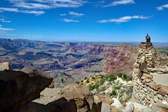 Grand Canyon Arizona - U.S.A. fotografia stock libera da diritti