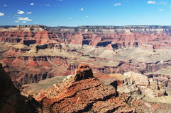Grand Canyon,Arizona,USA. Beautiful view of Grand Canyon National Park, Arizona Royalty Free Stock Photo