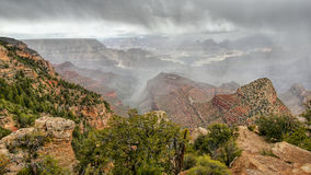 Grand Canyon. Arizona USA Stock Photo