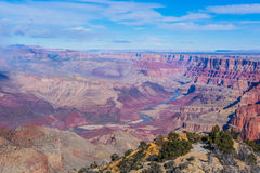 Grand Canyon in Arizona, USA Royalty Free Stock Images